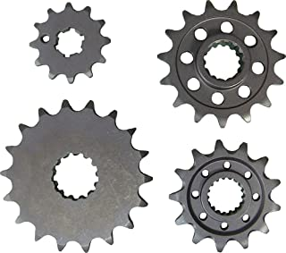 JT Sprockets JTF580.16 16T Steel Front Sprocket