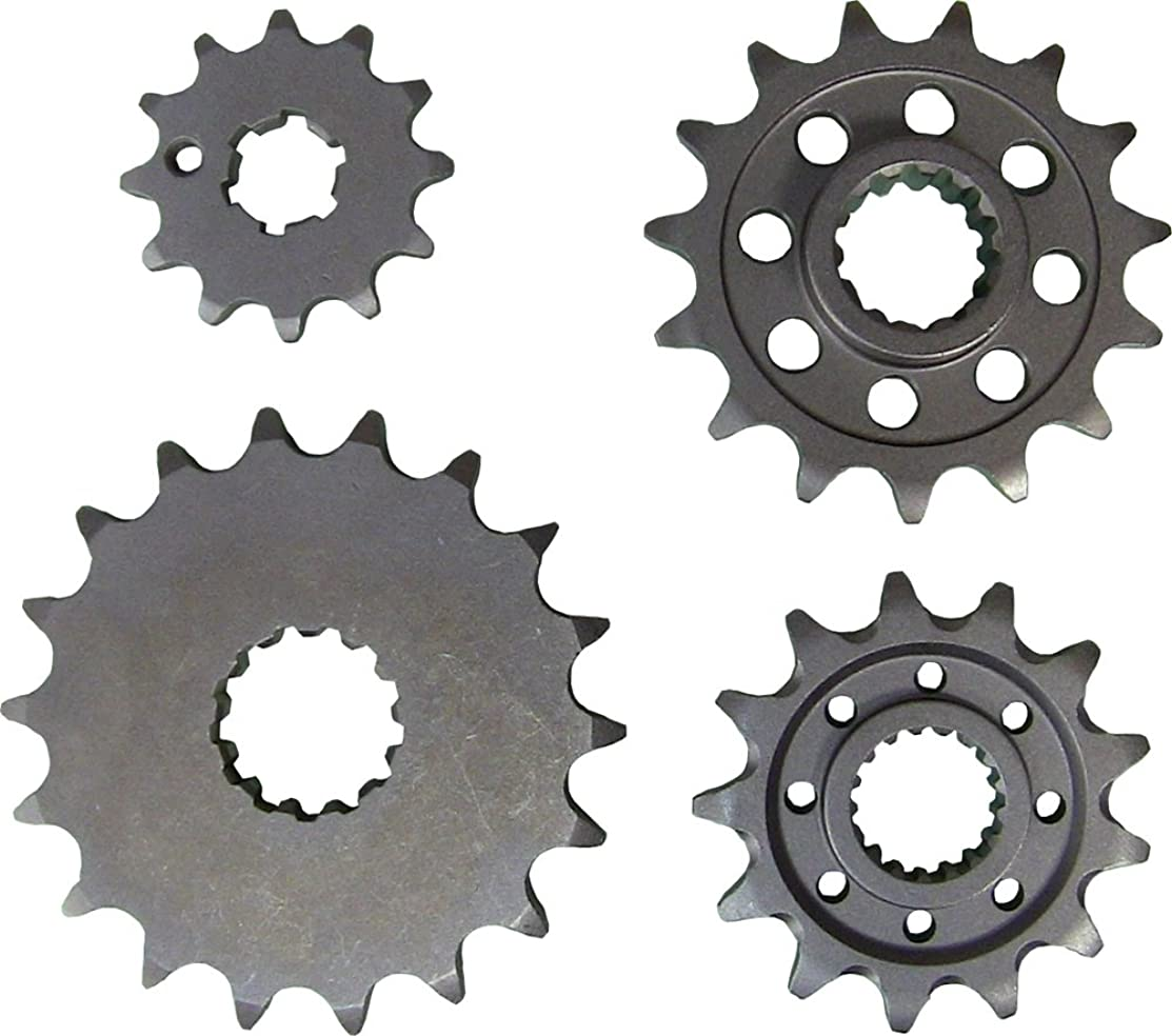 JT Sprockets JTF1595.16 16T Steel Front Sprocket