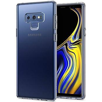 Spigen Liquid Crystal Designed for Galaxy Note 9 (2018) - Crystal Clear