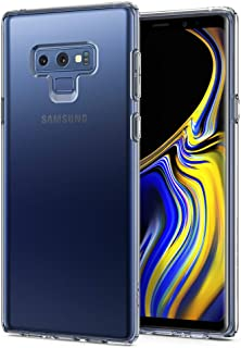 Spigen Liquid Crystal Designed for Galaxy Note 9 (2018) Case - Crystal Clear