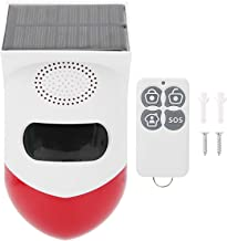 Infrared Security Alarm, Solar Infrared Alarm, ABS Wireless for Home