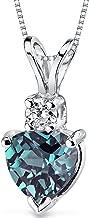 Best alexandrite diamond necklace Reviews