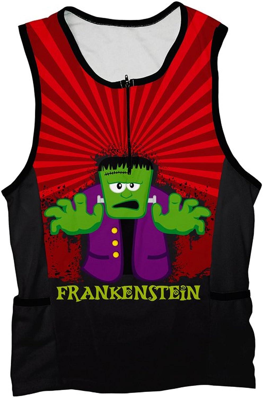Frankenstein Triathlon Top for Women