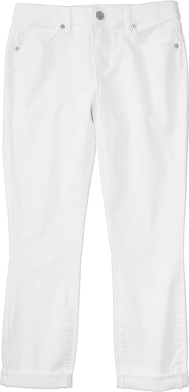 Ann Taylor LOFT Women's Denim Stretch Crop Jeans