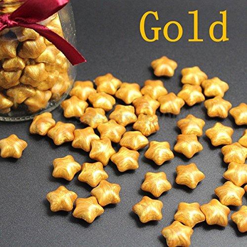 Kit d'étanchéité Cire, Puqu vintage Initiale lettres A-Z lettres de l'alphabet en cire cachet de badge kit Cire Lot de boîte de cadeau doré