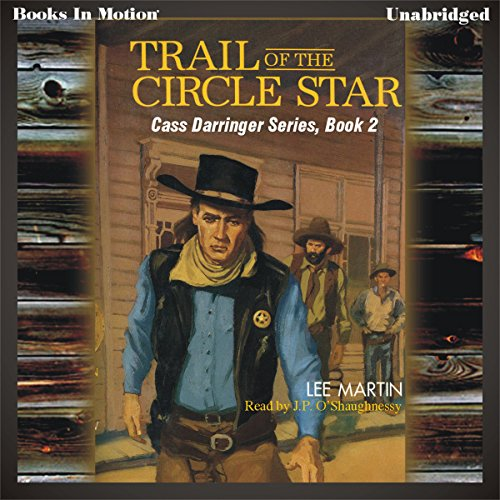 Trail of the Circle Star audiobook cover art