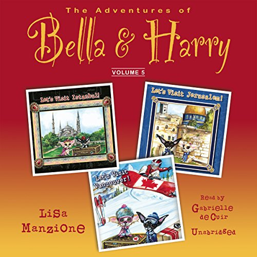 The Adventures of Bella & Harry, Vol. 5 cover art