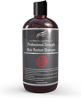 Hair Restoration Laboratories, LLC Shampoo für Haarausfall und Regenerationsshampoo für..