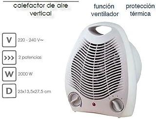 AVANT Calefactor De Aire Portatil 2000 Vatios
