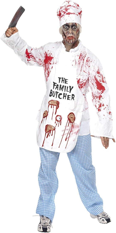 Horror-Shop Zombie Koch Verkleidung für Halloween B00HZWHQPS Verbraucher zuerst  | Online Outlet Store
