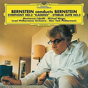 "Bernstein: Symphony No.3 ""Kaddish"", Dybbuk Suite No.2"