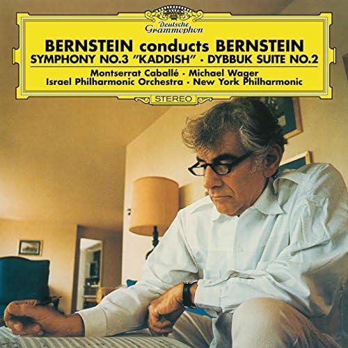 Montserrat Caballé, Michael Wager, Israel Philharmonic Orchestra, New York Philharmonic Orchestra & Leonard Bernstein