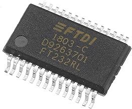 ILS. - FT232 FT232R FT232RL IC USB to Serial UART 28-SSOP FTDI Chip for Arduino