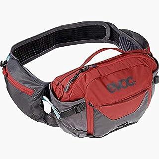 EVOC HIP PACK 3 und HIP PACK PRO 3 Hüfttasche Bauchtasche für Bike-Touren & Trails (3L Fassungsvermögen, AIRFLOW CONTACT S...