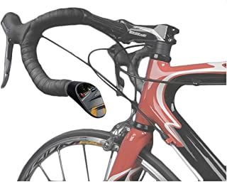 Sprintech Left Drop Bar Mirror, Black (Renewed)