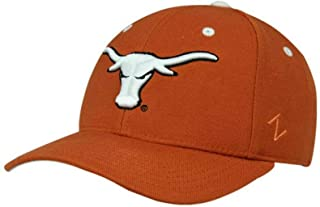 Texas Longhorns Fitted Zephyr College Cap