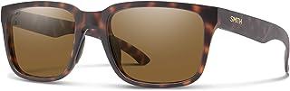 نظارة سميث هيدلاينر الشمسية أسود/رمادي، مقاس واحد