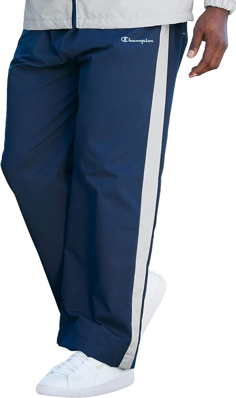 Champion Japan's largest assortment Men's Big Pants Columbus Mall Track Tall