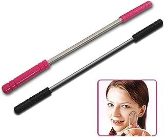 comprar comparacion Removedor de vello facial, Depiladora Portatil Herramientas de peinado 2 unidades, palillos para depilació0n ideales para ...