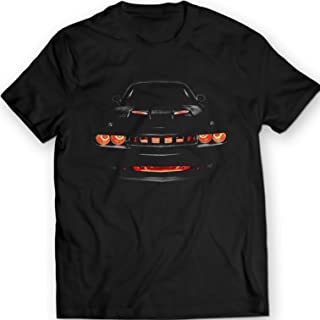 Challenger R/T Musclecar Auto Racing Car T-shirt 100% Cotton