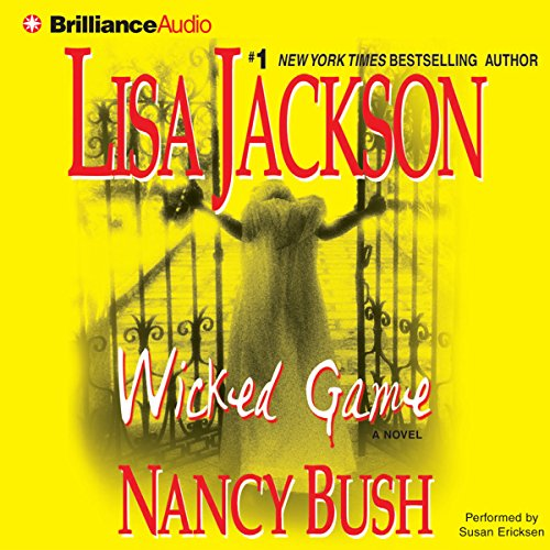 Wicked Game audiobook cover art
