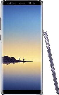 Samsung Galaxy Note8 N950U (U.S. Version) 64GB GSM Unlocked Smartphone - Orchid Gray