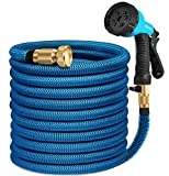 HB life Garden Hose Expandable 23M/75FT All New 2020 Expandable Water Hose Anti-leakage