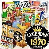 Legenden 1970 / DDR Geschenk / Geburtstagsgeschenke für Sie