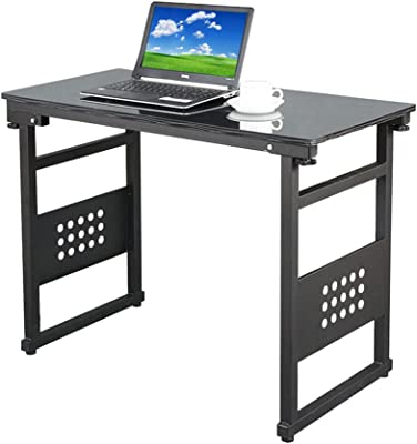 MS Tables Desktop Computer Desk Home Use Space-Saving Multifunctional Folding Table Dining Table Simple