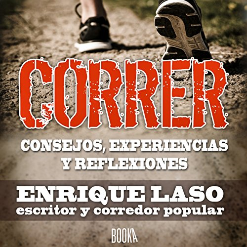 Correr [Run] audiobook cover art