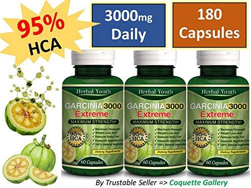 garcinia cambogia 3000 mg al giorno
