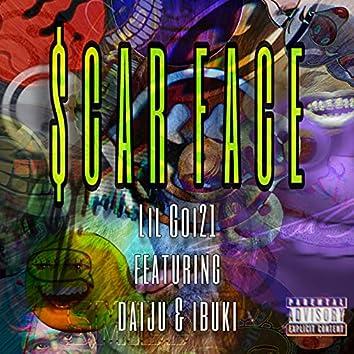 scar face (feat. DAIJU & IBUKI)