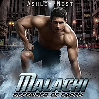 Malachi     Defender of Earth, Book 1              By:                                                                                                                                 Ashley West                               Narrated by:                                                                                                                                 Elaine Cashmore                      Length: 4 hrs and 46 mins     1 rating     Overall 4.0