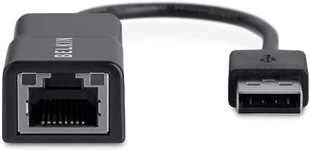Belkin F4U047-RS USB 2.0 Ethernet Adapter 10/100MBPS