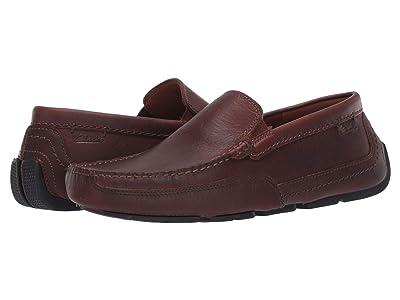 Clarks Ashmont Step (Light Tan Leather) Men