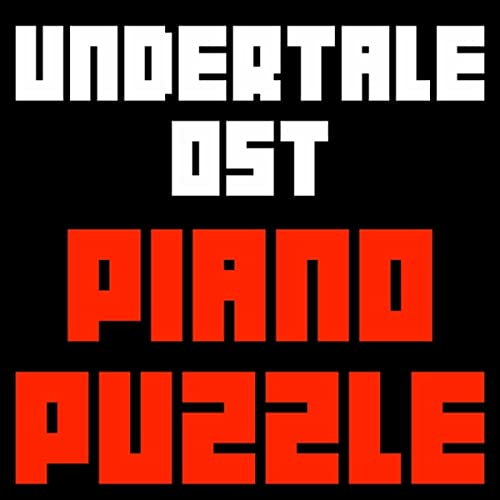 Waterfall Piano Puzzle Theme (From the Undertale OST