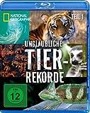 Unglaubliche Tier-Rekorde Teil 1 - National Geographic [Blu-ray]