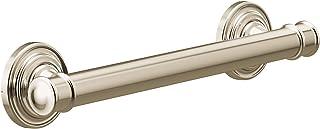 Moen YG6412NL Belfield 12-Inch Bath Safety Bathroom Grab Bar, Polished Nickel