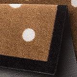 Hanse Home Fußmatte Schmutzfangmatte, Polyamid, Braun, 40×60 cm - 4
