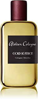 Atelier Cologne Gold Leather Cologne, 3.3 Ounce