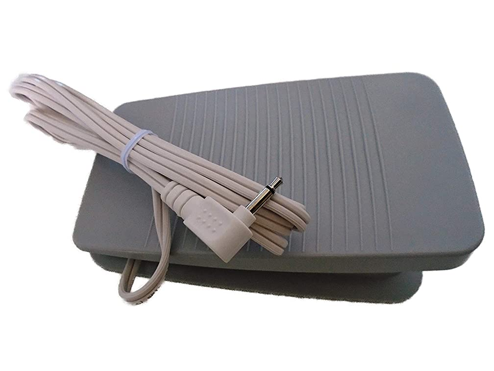 NGOSEW FOOT CONTROL PEDAL works with BROTHER SE350 SE400 SQ900 XR4040 XR6600 XR7700 XR9000 # XC8816021