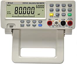 VC8145 High Precision Digital Auto Range Bench-Type DMMRS232 Interface Multifunction Multimeter Portable Electronic Measuring Device