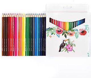 مداد رنگی 24 رنگ نقاشی برای نقاشی هنری چند رنگ برای بزرگسالان و کودکان بسیار مناسب است.