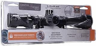 CenterPoint LR312SFT2 Precision Lock Turrets High Performance Riflescope