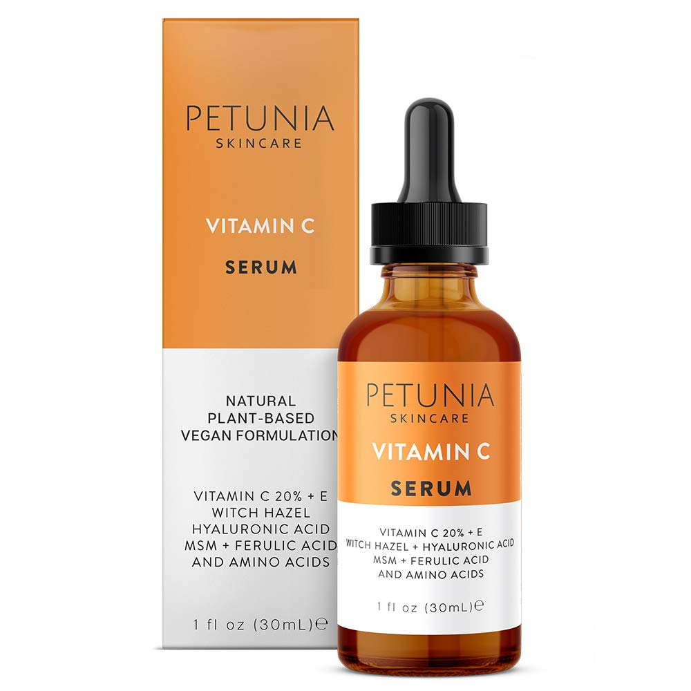 Petunia Skincare Hyaluronic Collagen Wrinkles