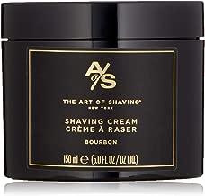 The Art of Shaving Bourbon Shaving Cream, 5 Fl. Oz.