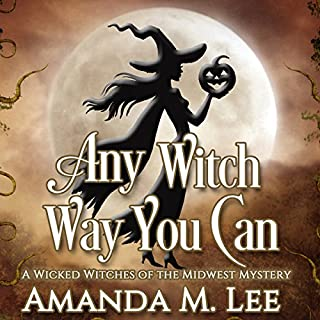 Any Witch Way You Can (Wicked Witches of the Midwest Book 1) audiobook cover art
