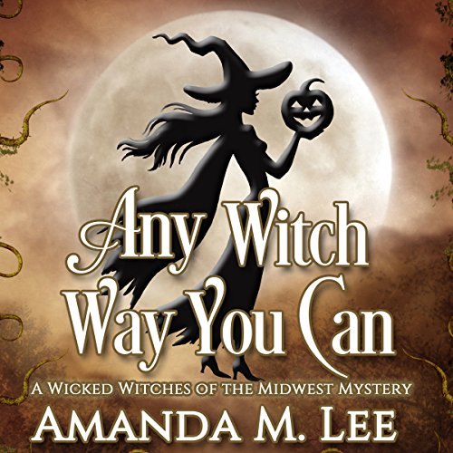 Any Witch Way You Can (Wicked Witches of the Midwest Book 1) Titelbild