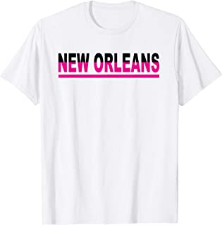 New Orleans Football Breast Cancer T-Shirt