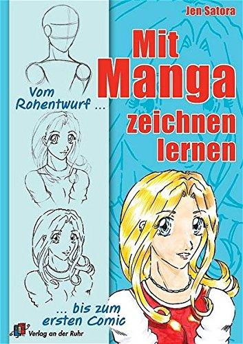 Mit Manga zeichnen lernen: Vom Rohentwurf bis zum ersten Comic